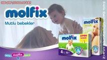 Molfix Comfort Fix Mutlu Bebekler Şarkısı Reklamı    Uzun Versiyon