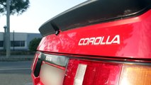 Toyota Corolla GT Twin Cam 16 AE86 - Review & Roadtest