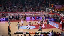#NoJumpNoGlory Dunk of the Night: Hakim Warrick, Olympiacos Piraeus