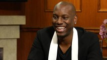 Tyrese: I talked to Warner Bros. and I have a shot at the Green Lantern!