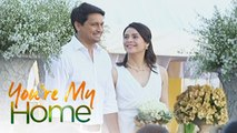 You're My Home: Gabriel and Marian's wedding