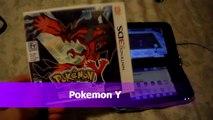 Review Pokemon Y Nintendo 3DS Game Freak Company Pikachu Mega Evolution Mewtwo Stones