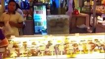 Dorayaki Japanese Pancake - Japanese Street Food Documentary 2015