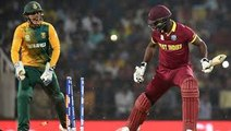 West Indies v South Africa Highlights ICC Cricket World Cup 2016 - West indies won by 3 wickets - World Cup