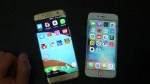 Samsung Galaxy S7/ S7 Edge vs iPhone 6s/ 6s Plus Speed Test