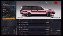 Gran Turismo 6 Volvo 240 GLT Chrome • Drift build • Drifting Setup • gt6 Gameplay [HD]