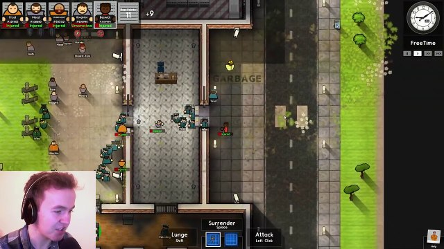 Time to Escape | Prison Architect Escape Mode Gameplay Part 2