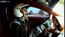 Bugatti Veyron v. McLaren F1 Drag Race Top Gear BBC Two