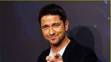 Gerard Butler - 9/11 was basically caused by box cutters, ...