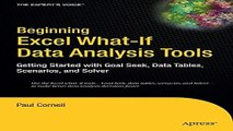 Read Beginning Excel What If Data Analysis Tools  Getting Started with Goal Seek  Data Tables