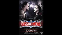 The Undertaker vs Sting (WrestleMania 32 Promo 2016)