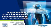Download Anatomy and Human Movement  Structure and Function  Physiotherapy Essentials