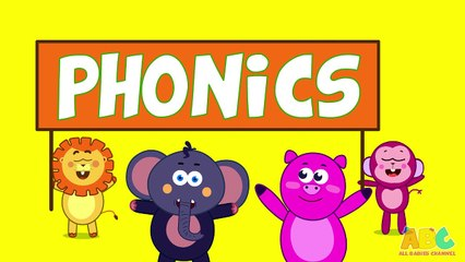 Phonics Song Hip Hop Style