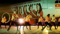 VietJet Dancing MTV Vietnamese Low Cost Airline