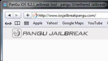 Download iOS 9.2.1 Jailbreak, iOS 9.2, iOS 9.2.1 Download Cydia For 9.2 jailbreak Pangu9 Untethered