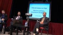 Savigny-sur-Orge. Réunion publique sur les orientations budgétaires 2016. 25 mars 2016. 2ème partie