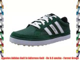 Zapatos Adidas Golf Iv Adicross Golf - Us 9.5 ancha - Forest Green