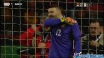 Foot : Le Portugal s'incline, Ronaldo rate encore un penalty !