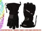 Level Half Pipe Xcr - Guantes ( negro ) color negro talla Size 9.5