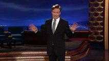 Conan O'Brien Remembers Garry Shandling - CONAN on TBS