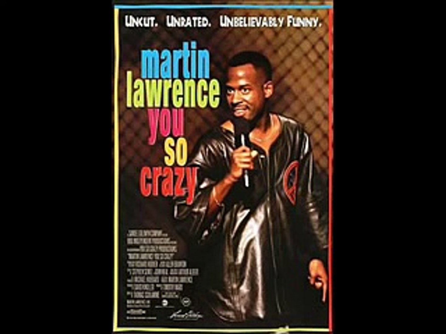 Martin Lawrence - Comedy stand up - Martin lawrence - HBO 1 night stand
