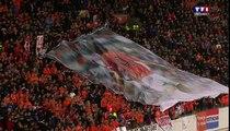 À la 14e minute, le match entre la France et les Pays-Bas s'est arrêté pour Johan Cruyff