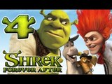 Shrek Forever After Walkthrough Part 4 (PS3, X360, Wii, PC) - Dragon's Keep (1)