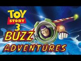 Disney's Toy Story 3 Buzz  Lightyear Adventures - All Levels (PS2, PSP)