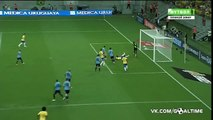 Бразилия - Уругвай 2_2. Обзор матча. Квалификация ЧМ-2018. 5-й тур.