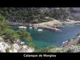 Calanques de Morgiou et Sormiou