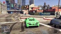 GTA 5 Online: God Mode Glitch!! (GOD MODE AND CAR GODMODE GLITCH) After Patch 1.30!