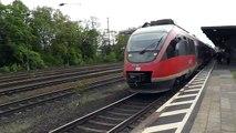 2 BR 644 fuhr aus Köln West nach Köln HBF