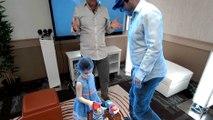 Microsoft invente l'holoportation virtuelle en 3D en temps réel !