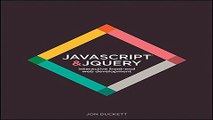 Download JavaScript and jQuery  Interactive Front End Web Development Hardcover