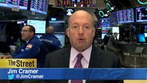 JIM CRAMER - THERE'S NO SYSTEMIC RISK TO THE STOCK MARKET - Finance Wealth Money