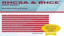 Popular RHCSA RHCE Red Hat Enterprise Linux 7: Training and Exam