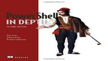Download PowerShell in Depth