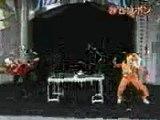 Matrix-ping pong funny clip