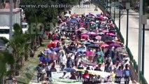 Red Noticias   Marcha CETEG a 9 meses de normalistas desaparecidos