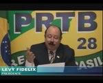 12.03.2010 - TVPRTB e Levy Fidelix - Propaganda Eleitoral antecipada