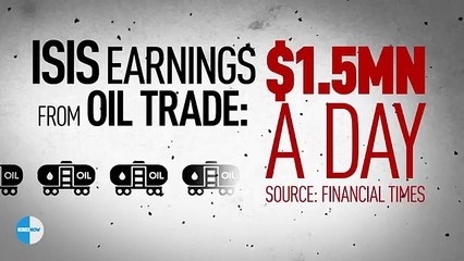 Who is buying ISIS stolen oil?