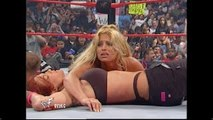 WWF RAW 07.24.2000: Trish Stratus vs. Lita - Strap Match (HD)