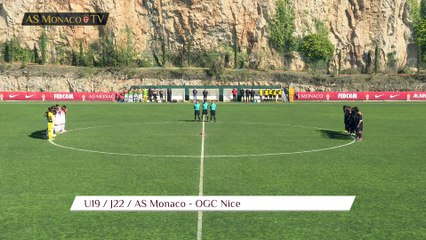 U19 : AS Monaco 2-3 OGC Nice