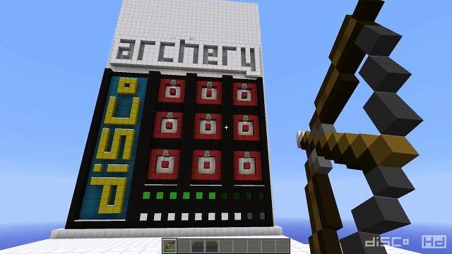 Minecraft Disco Archery Dailymotion Video
