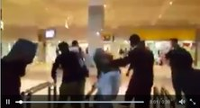 BREAKING: Another Leaked Video  This time police beating Junaid Jamshed at Islamabad Airport