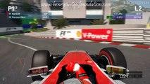 Jules Bianchi Tribute Lap - Monaco [Henry Surtees Foundation Awareness]