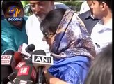 J&K; Mehbooba Mufti Declared Chief Ministerial Candidate by PDP