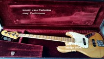 Fender Jazz Bass 1974 USA /  Lindy Fralin Pickups Jazz Bass