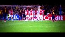 Lionel Messi ● Amazing Free Kick Goals
