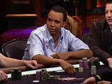 Ivey, Durrrr, Hansen, Antonius and Negreanu flip for $100,000 each